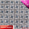 Marble mosaic kitchen tile HG-Z1145