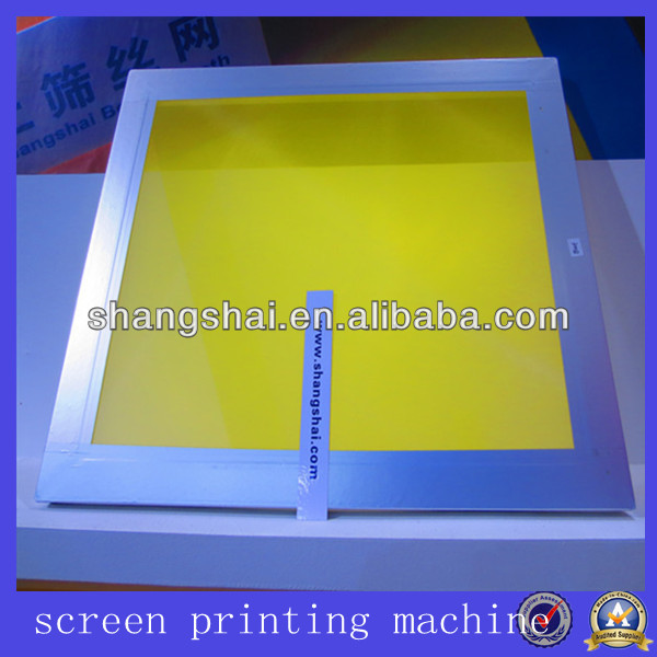Shanghai Make Aluminum Screen Printing Frames (all size can be customized designed)