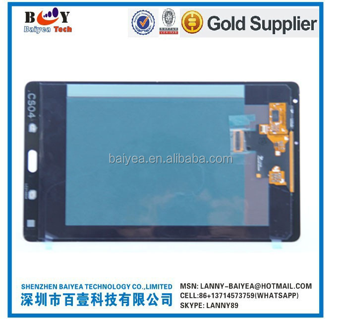 Full Original For Samsung Galaxy Tab S 8.4 T700 Lcd Assembly ...