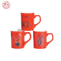 Wholesale fashion 11oz color changing mug sublimation mug magic mug