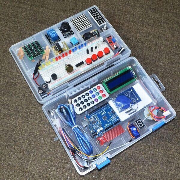 Hot Koop Rfid Starter Kit Voor Uno R3 Verbeterde Versie Learning Suite