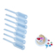 4ml food grade pipette for make infused Cupcakes mini cake vodka cupcake dessert