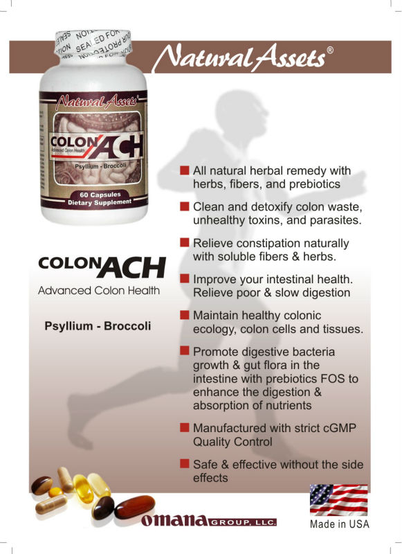 Private Label for Colon Cleanse Products