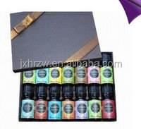 Aromatherapy diffuser essential oil 10ml 14-gife set