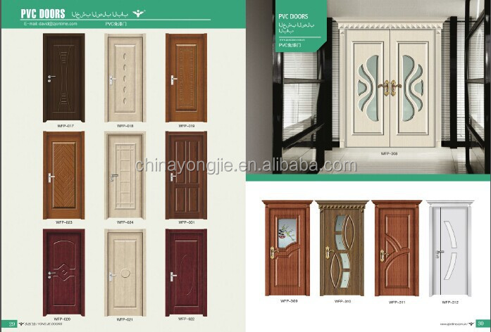 Zhejiang Wholesale New Dsign Cheap Price Pvc Doors In India Buy Pvc Doors In India Double Leaf