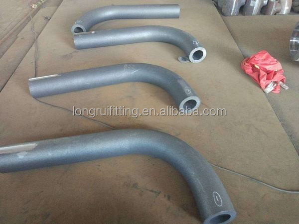 ASME B16.9 Carbon Steel bend ASTM A234 WPB