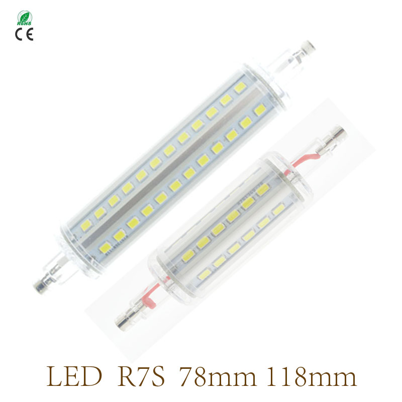 newest 15w r7s j118 led 118mm 360 degree 7w 78mm lampadas led r7s bulb j78 replace halogen lamp. Black Bedroom Furniture Sets. Home Design Ideas