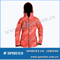 Functional Xiamen Sportex softshell clothes, softshell gear, softshell clothing OEM#YC13054