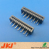 Through-Hole Right-Angle Dual Contact Style 1.25mm16pin Non ZIF FPC connector