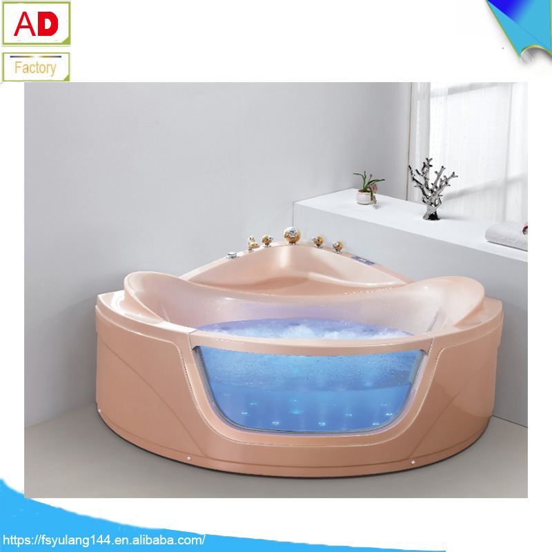 Ad-8806 China Suppliers Hydrotherapy Baths Sale Walk-in Tub Shower ...