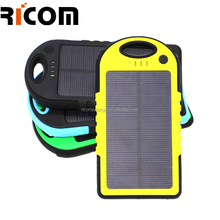 Mobile solar power bank 4000mah,power bank usb charger,mobile power supply