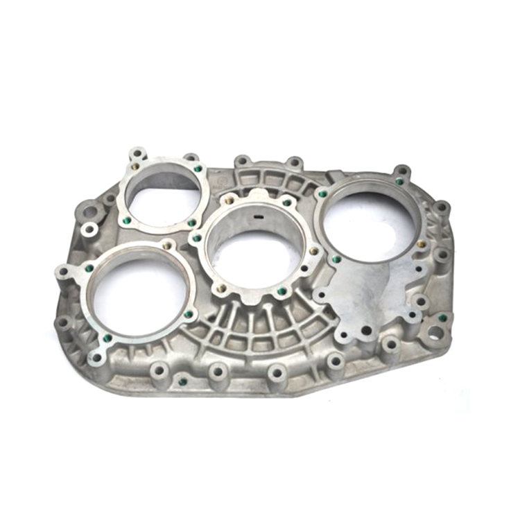 China factory supply high precision truck parts rear housing gearbox cover