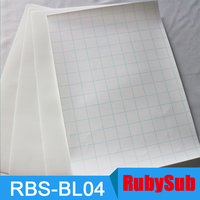 100 Sheets Light Transfer Paper Heat Press for Sale Cotton Shirt Iron on Transfer Paper A4 Inkjet Transfer Paper for Cotton