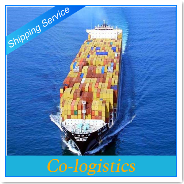 Best warehouse consolidation service and shipping boxes custom logo shipping by sea freight