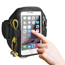 Mobile Phone Armbands Gym Running Sport Arm Band Cover Protective Phone Bags