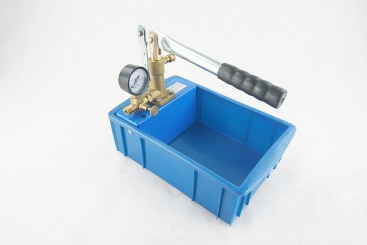 SY-25AP 25 Bar Plastic Pump Body Hand Pressure Test Pump