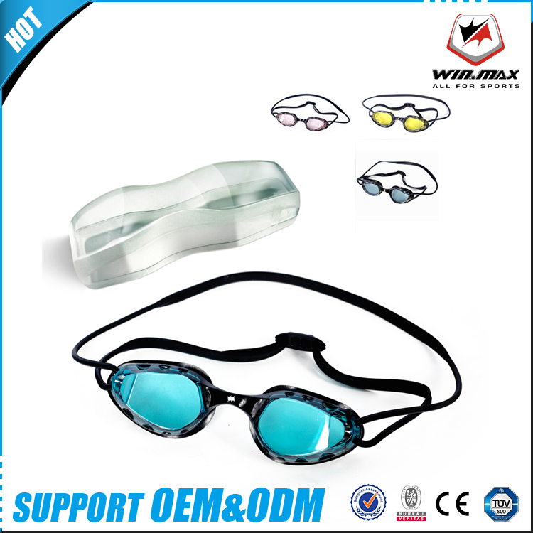 Anti-fog & waterproof swimming glasses, swim goggles for adult, wholesale price