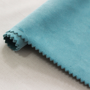 250-300gsm Deep Peacock Blue velvet fabric for sofa and chair
