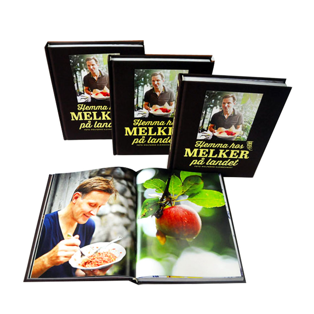 Cheap High Quality Recipe Book Printing Cookbook Printing