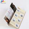 High quality wholesale fashion brochure printing flyer