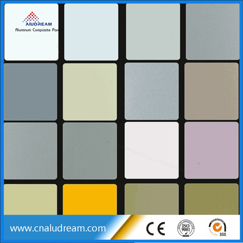 Acm Ral Color Chart For 4mm Aluminum Composite Panel Cladding Buy
