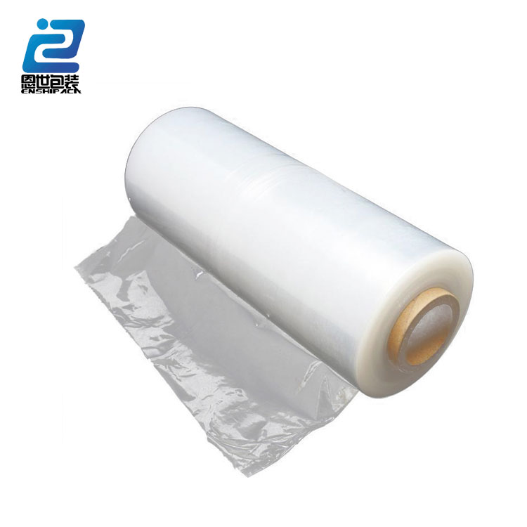 china hersteller palette LLDPE / pvc stretch film rolle