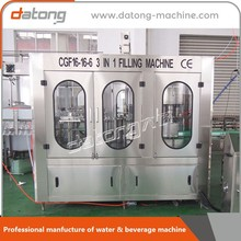 CE Certified 3-in-1 Mineral Water Filling Machine/Line with good price