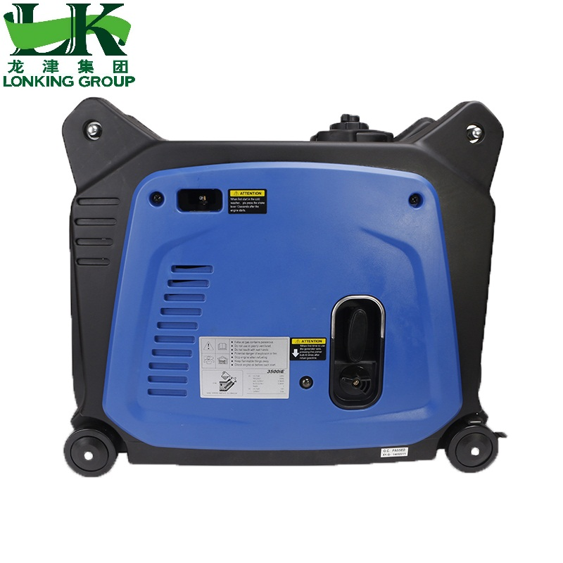 3kw Durable Silent Inverter Gasoline Generator low noise 3Kva Electrical Start digital petrol inverter Generator wholesale price