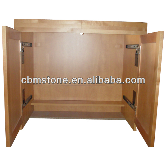 Hotel Accessible Ada Sink Base Cabinet With Slide In Doors - Buy ...