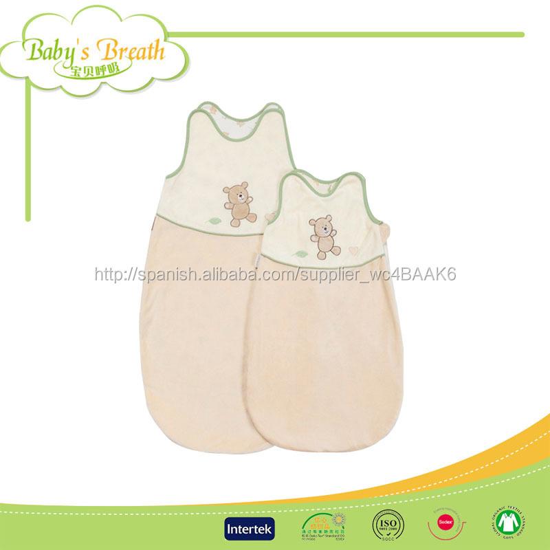 BSB015 modelo que hace punto ecológico saco de dormir del bebé ...