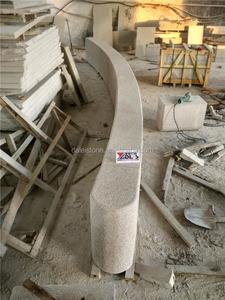 Curved Granite Curb Stone, Curved Granite Curb Stone