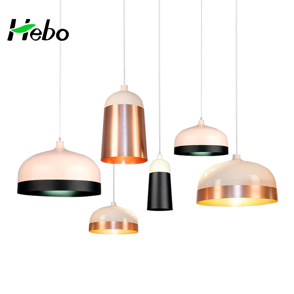 Italy new design contemporary metal pendant lamp