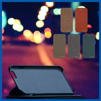 C&T Fashion and Simple Design pu leather covering case for iphone 6