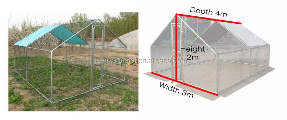 Cheap metal chicken coop for sale buy cheap metal for Cheap chicken pens for sale