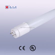 UL DLC high quality 4ft 8ft T8 led glass tube 9w 18w led tubes AC100-277V