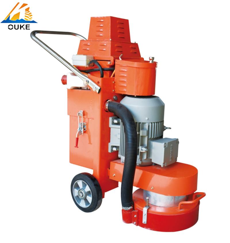 Hoge snelheid marmer beton floor polijsten machines slijpen polijstmachine