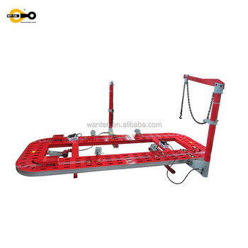 Cheap Auto Body Frame Puller / Frame Rack / Car Repair Equipment For ...