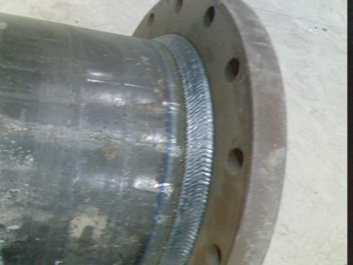 Automatic Pipe Amp Slip On Flange Welding Machine Tig Mig