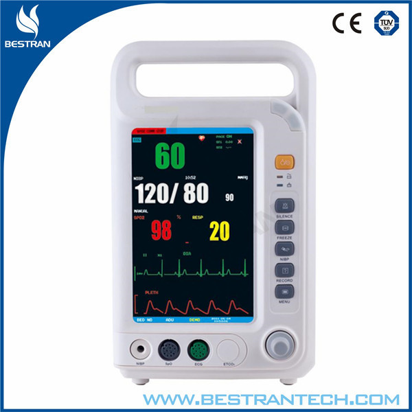 BT-PM8A multi-parameter vet patient monitor