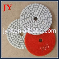 High quality wet resin boned diamond polishing pad for sale