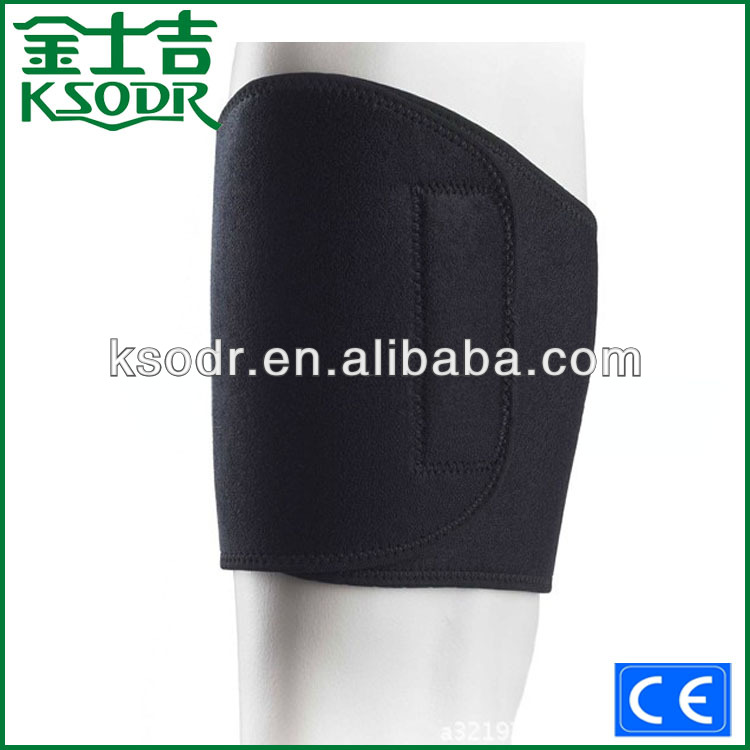 Neoprene sports calf support /sleeve / guards
