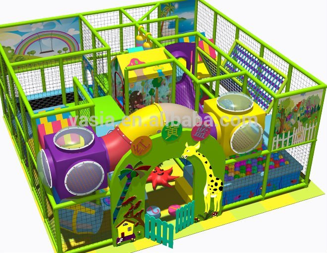 Zoo animaux jouets miniatures parc pour enfants jouets for Parc interieur pour enfant