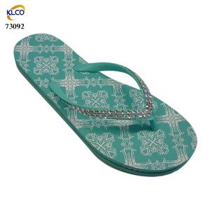 4b4858db6 Summer New Design Beach Slipper With Rhinestones Flip Flop Sandal