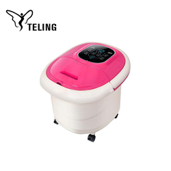 Vibrating massage air bubble home use professional foot bath spa