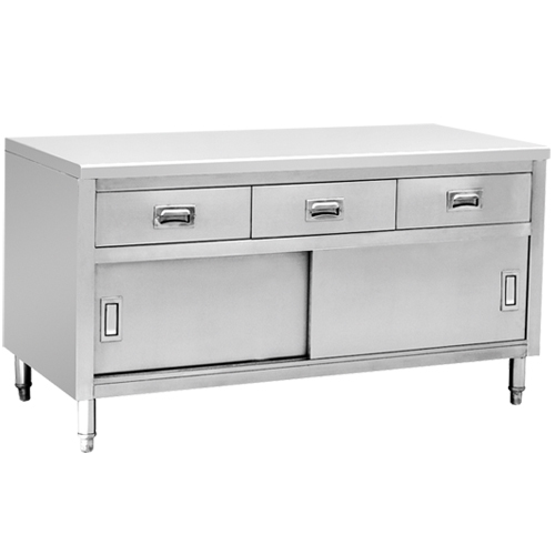 Commercial Stainless Steel Kitchen Cabinets: Cabinet Kitchens Restaurant Equipment:stainless Steel