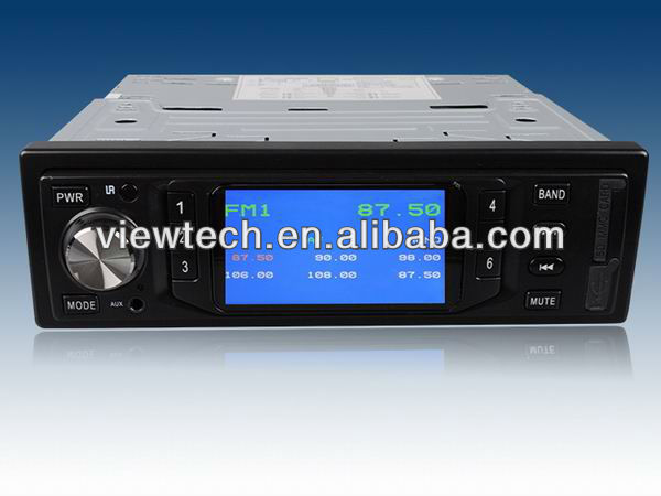 3 inch deckless car stereo system MP5 player, with USD/ SD