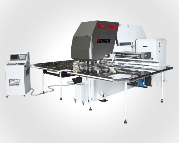 Combined Plasma Punch Press Series - CPP