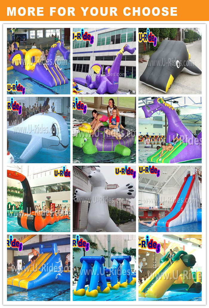 Funny inflatable swimming pool toys water toy for sale