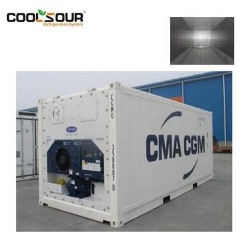 COOLSOUR Carrier Refrigeration Unit Sea Container Reefer Container