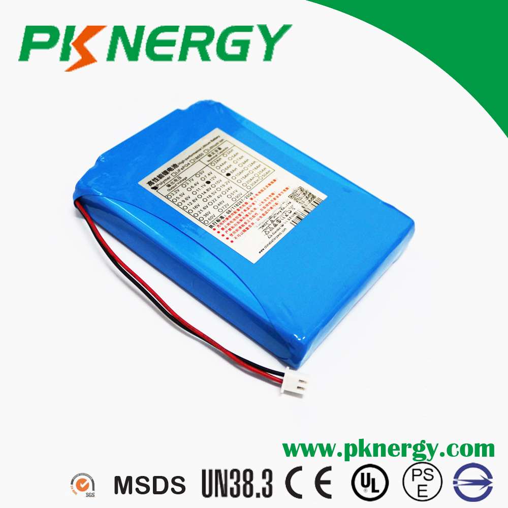 rechargeable lithium polymer battery pack lipo batterries 11.v 10000mah